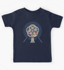 EPCOT Center iPhone and TShirt Kids T-Shirt