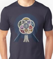 EPCOT Center iPhone and TShirt T-Shirt