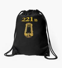 Sherlock - 221B Drawstring Bag