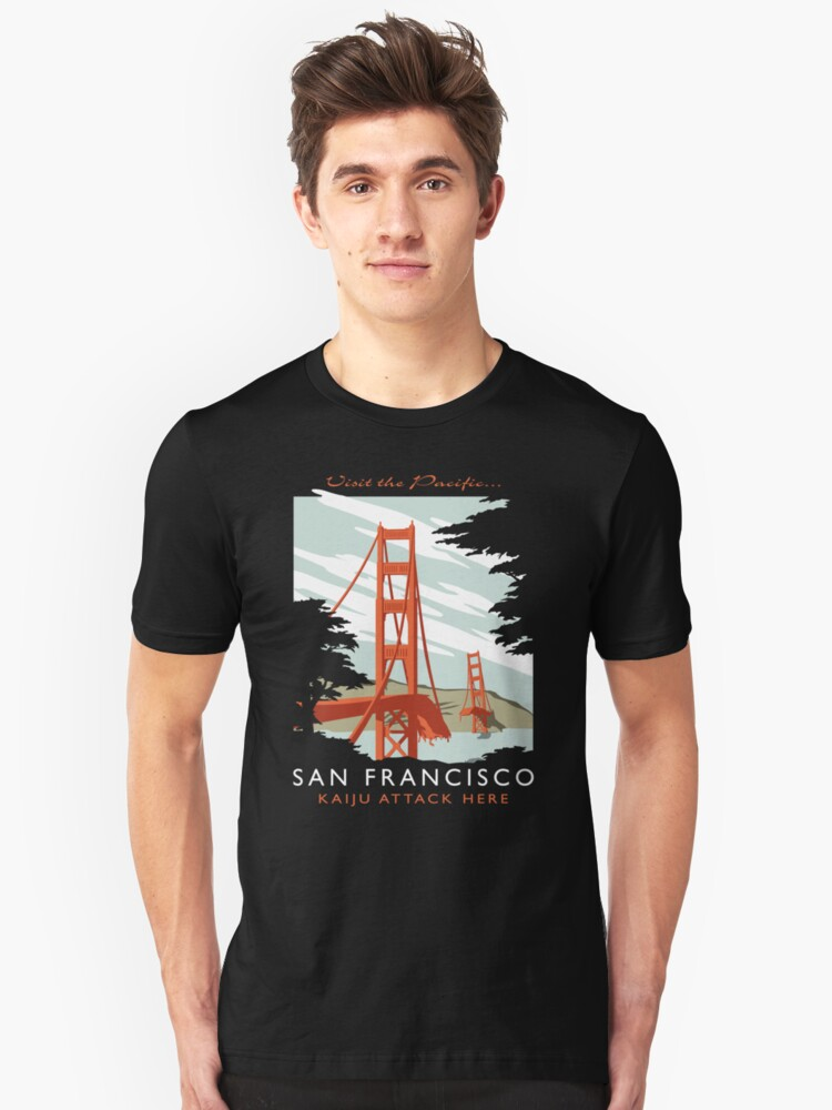 Visit the Pacific by Crocktees