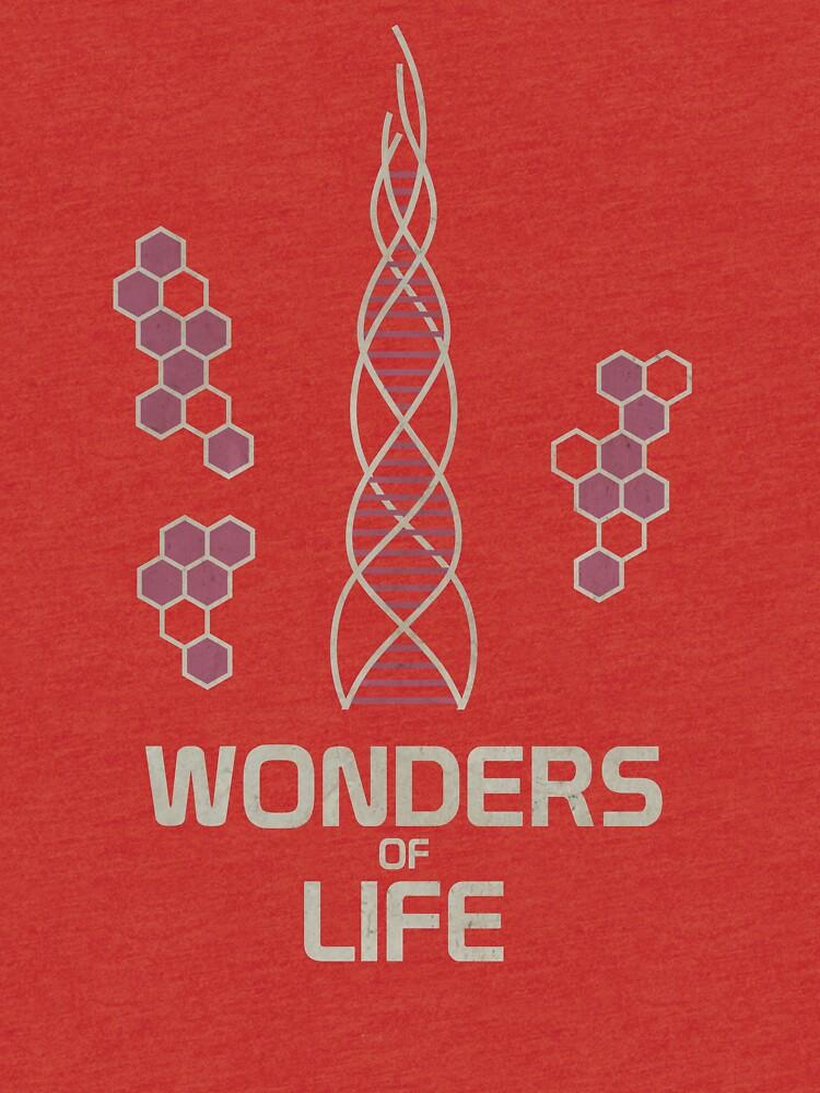 Wonders of Life by scbb11Sketch