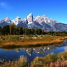~ Grand Teton National Park, Wyoming ~ by Brion Marcum