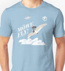 Nausicaa Mowe Fly Unisex T-Shirt