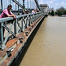 Budapest - The Chain Bridge 2 by rsangsterkelly