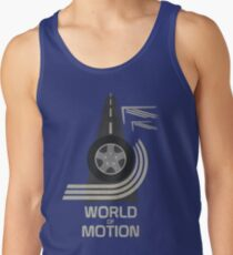 World of Motion Tank Top