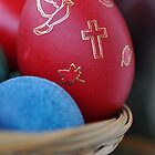 Easter Eggs by Denitsa Prodanova