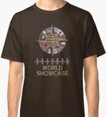 World Showcase Classic T-Shirt