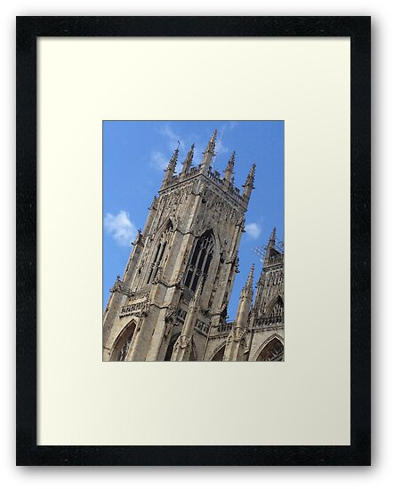 York Cathedral 2 by Robert  Taylor
