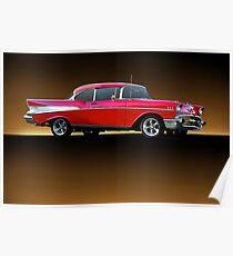 1957 Chevrolet Bel Air  Poster