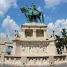 Budapest - The Fisherman's Bastion by rsangsterkelly