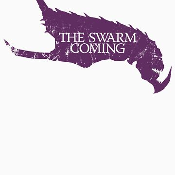 The Swarm is Coming by crackerbox