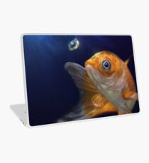 Goldfish Laptop Skin