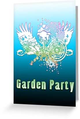 garden party by maydaze
