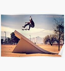 Ray Barbee - 360 Flip Poster