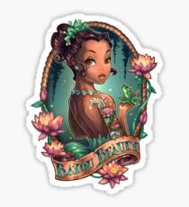 BAYOU BEAUTY Sticker