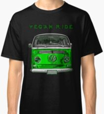 VW Vegan ride Classic T-Shirt