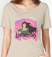 Lokihontas Women's Relaxed Fit T-Shirt