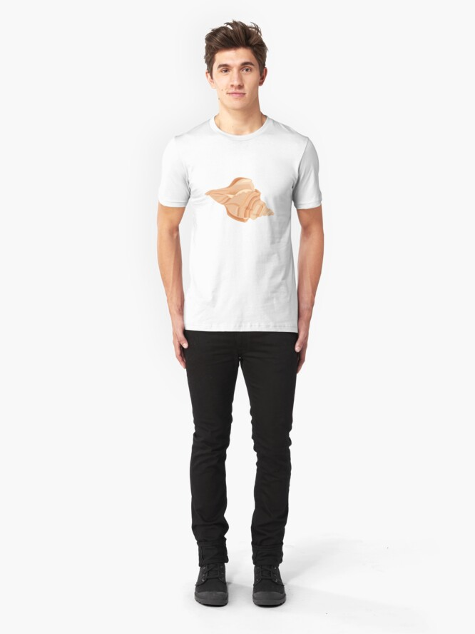 Alternate view of Shells Slim Fit T-Shirt