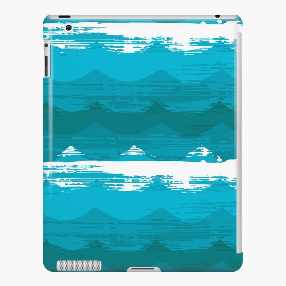 Wave Pattern iPad Case & Skin