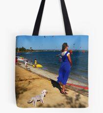The Perth Lieutenants Woman Tote Bag