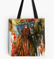 Annatar & Morgoth Tote Bag