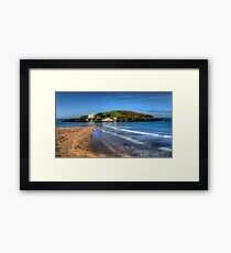 Burgh Island, Bigbury on Sea Framed Print