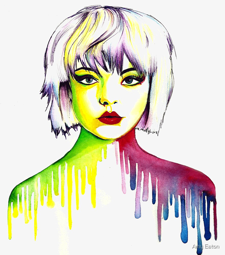 Vibrant beauty Beth by Amy Eaton
