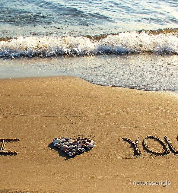 I Love You by naturesangle