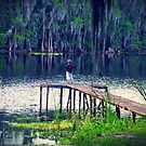 Florida Fishin by hixpix