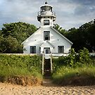 Mission Point Lighthouse by naturesangle