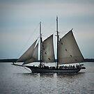 Sailboat by naturesangle