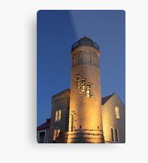 Old Mackinaw Point Lighthouse Metal Print