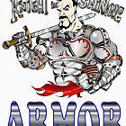 Knight in Shining Armor by Skree