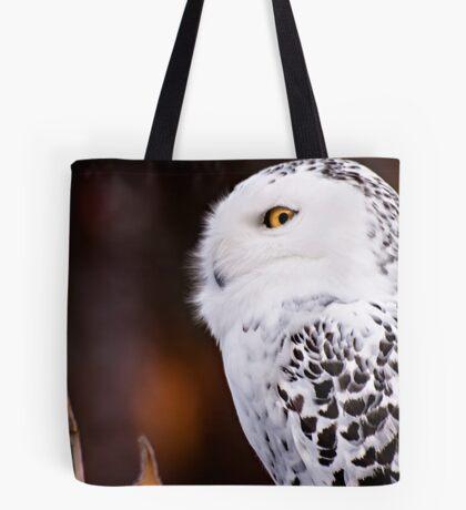 Snowy Owl 2 Tote Bag