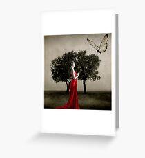 Metamorphosis... Greeting Card