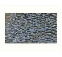 Murky Water Art Print