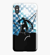 Black Rock Shooter iPhone Case
