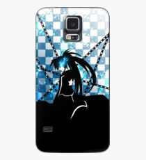 Black Rock Shooter Case/Skin for Samsung Galaxy