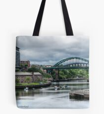 River Wear Sunderland Tote Bag