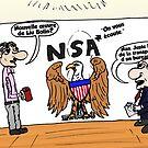 Liu Bolin et le NSA by Binary-Options