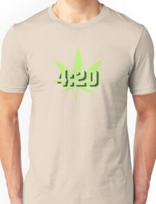 4:20 - Legalize Cannabis VRS2 T-Shirt