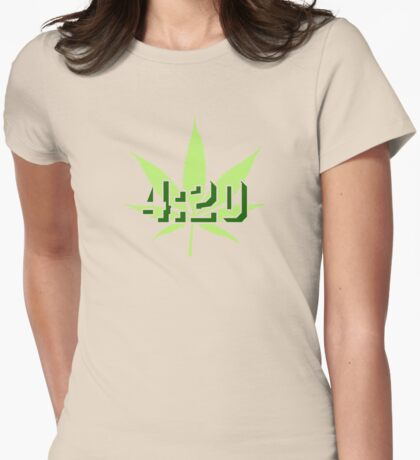 4:20 - Legalize Cannabis VRS2 T-Shirt