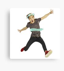 Joe Sugg Canvas Print