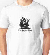 The Pirate bay (black) T-Shirt
