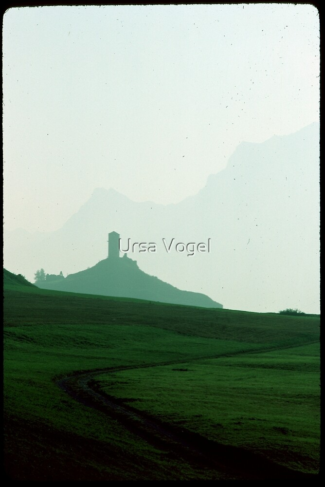 1982 - mystic place by Ursa Vogel
