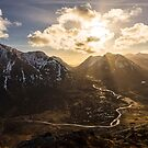 Light In The Valley by Brian Kerr