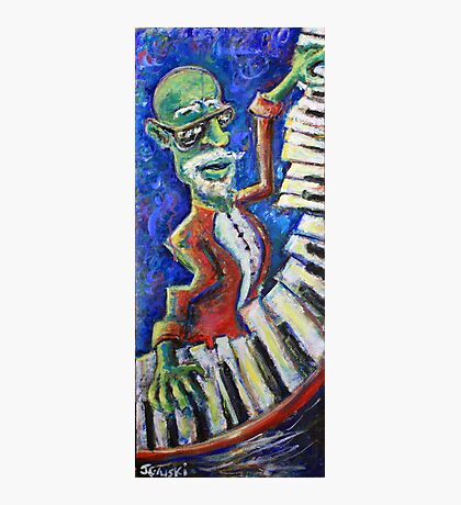 The Acid Jazz Jam - Piano Photographic Print