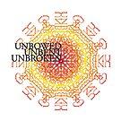 Spear Unbowed Unbent Unbroken by iceandfirecon
