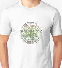 Bear Here We Stand T-Shirt