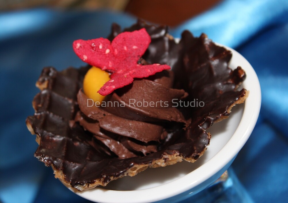 Chocolate time! by Deanna Roberts Think in Pictures